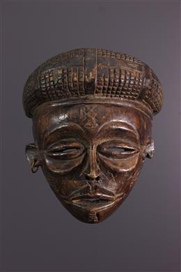 Lwena Linya Pwo Mask