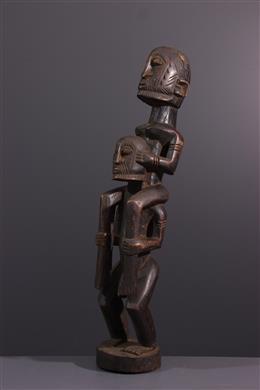 Dogon enthronement figure