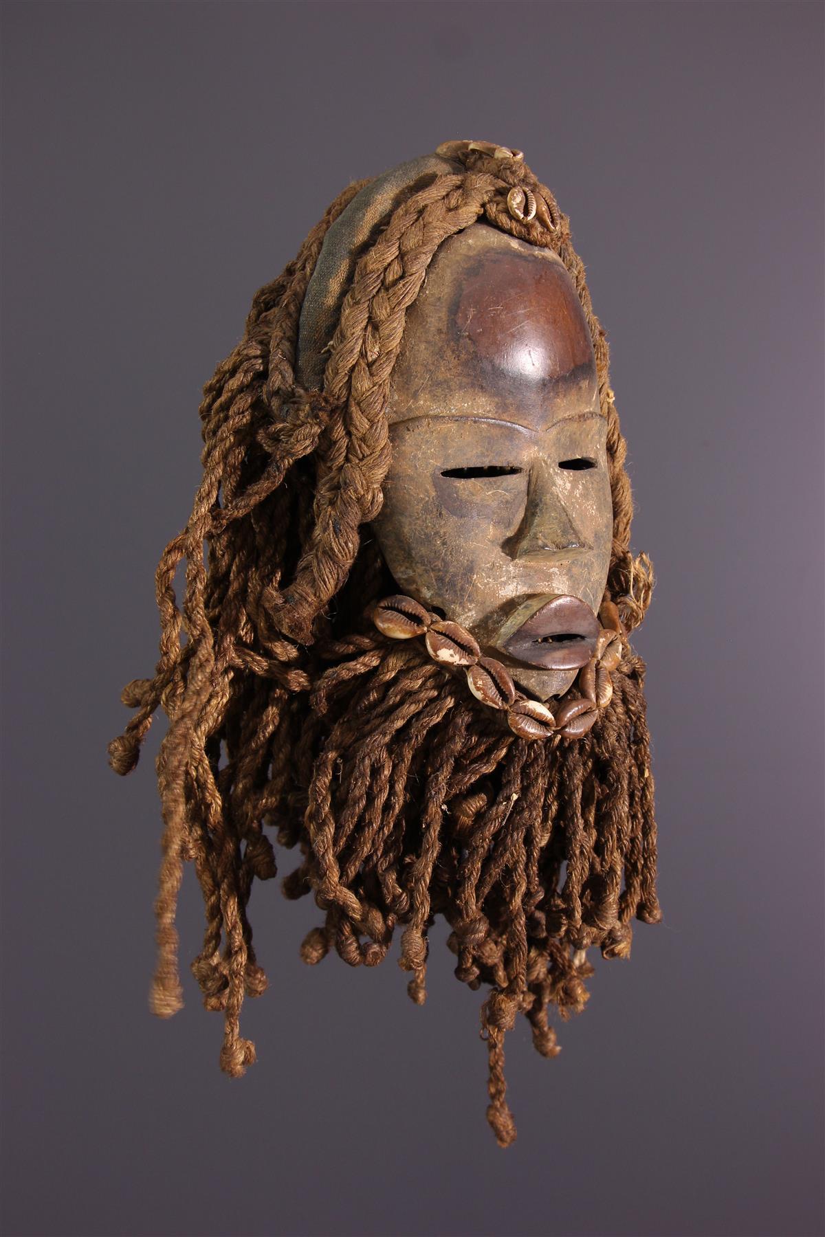 Mask Dan - African art