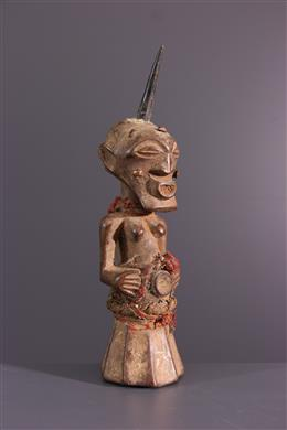 Songye Nkisi fetish figure