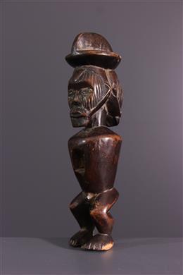 African art - Statuette Teke Nkumi