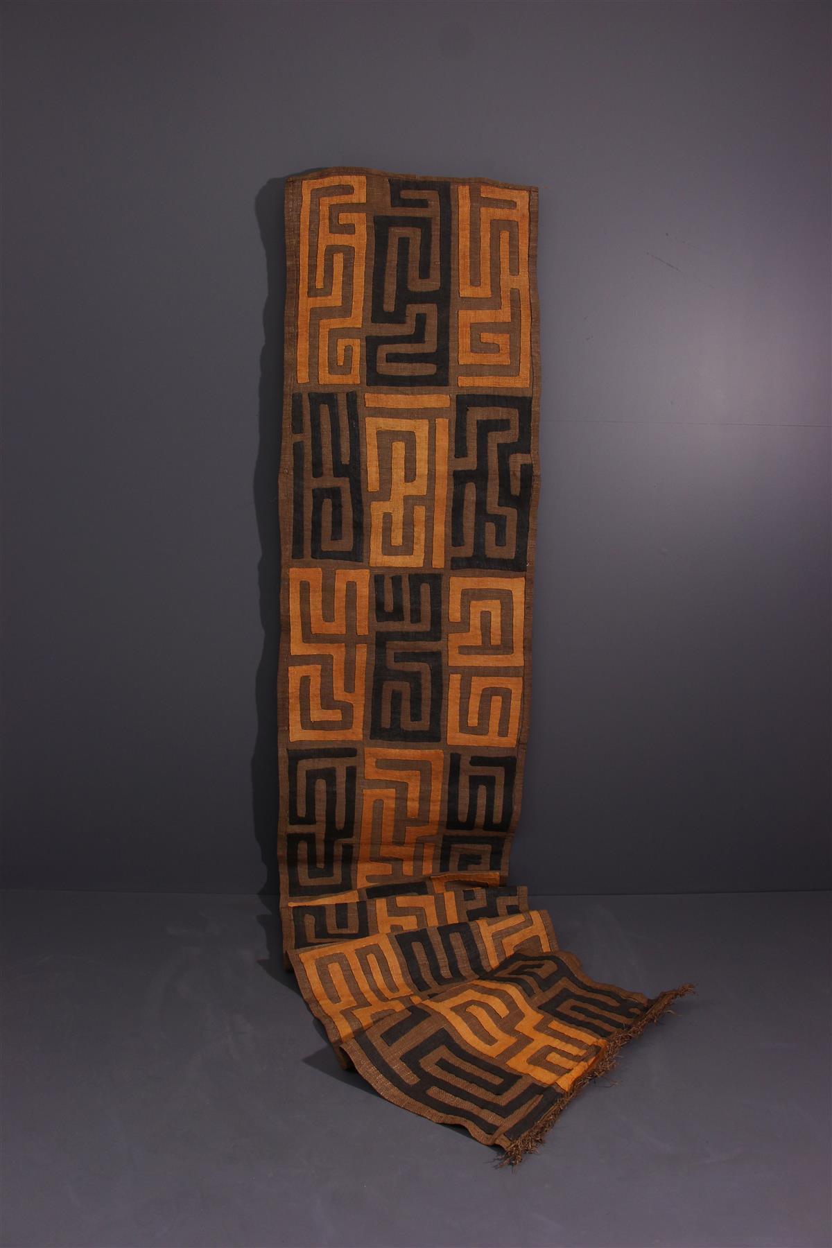 Textile Cuba - African art