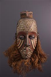 Masque africainKubait Mask