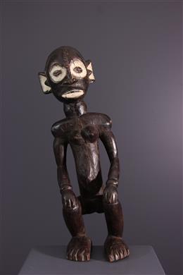 African art - Zimba Female figure