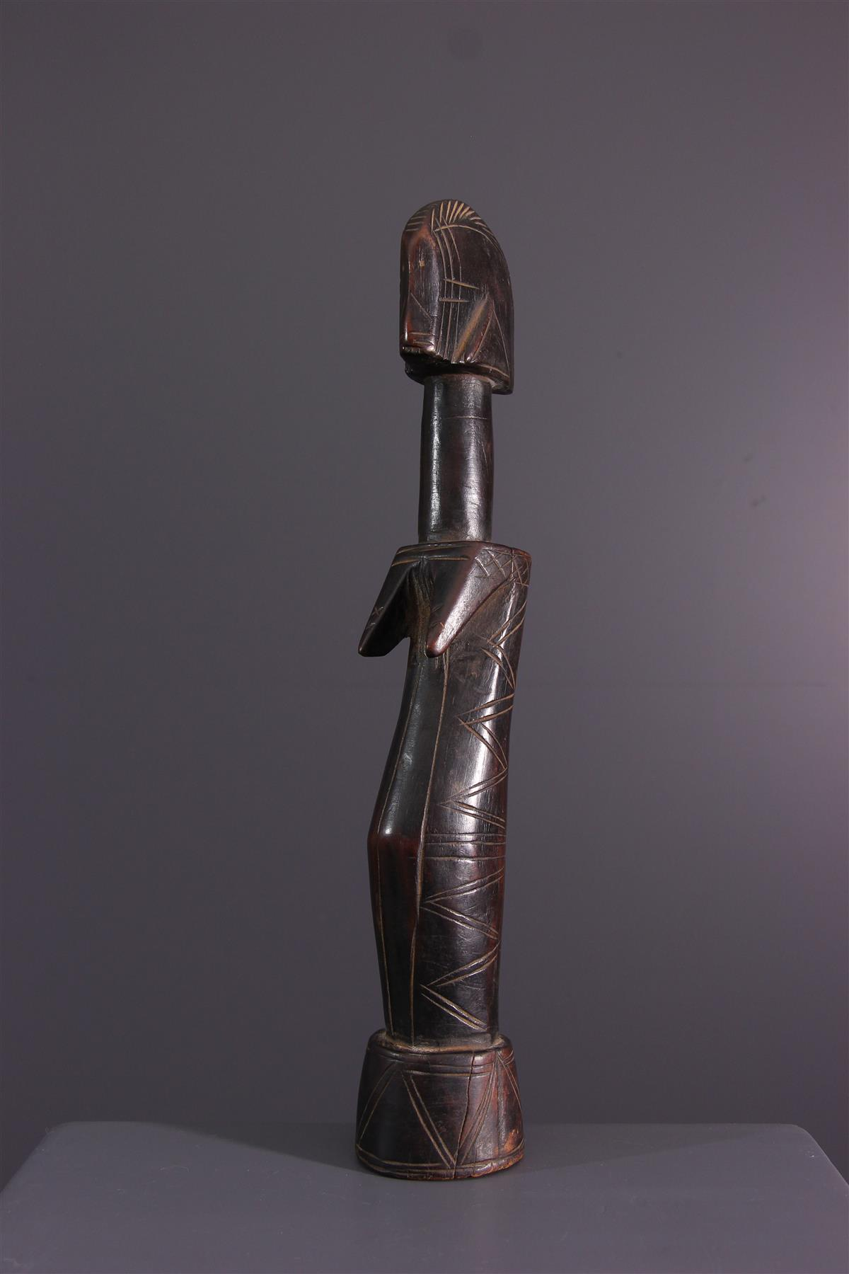 Mossi doll - African art