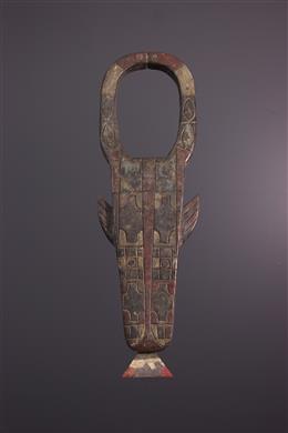 Douala Nyatti Mask