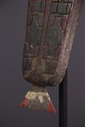 Masque africainDouala Mask