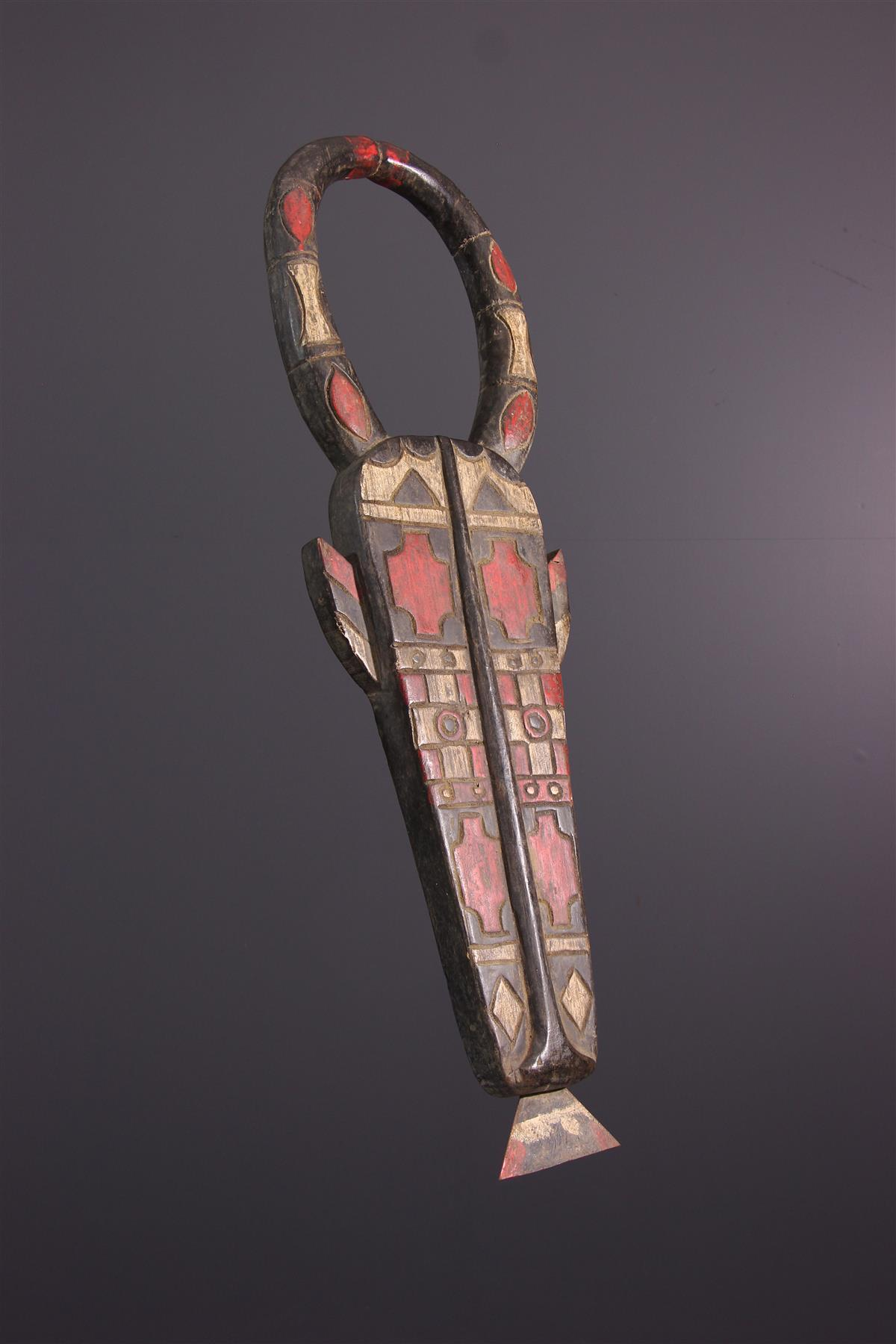 Douala Mask - African art