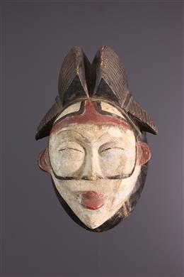 African art - Punu Tsengui Mask