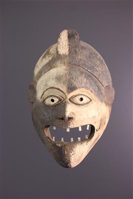 Kongo Yombe Mask