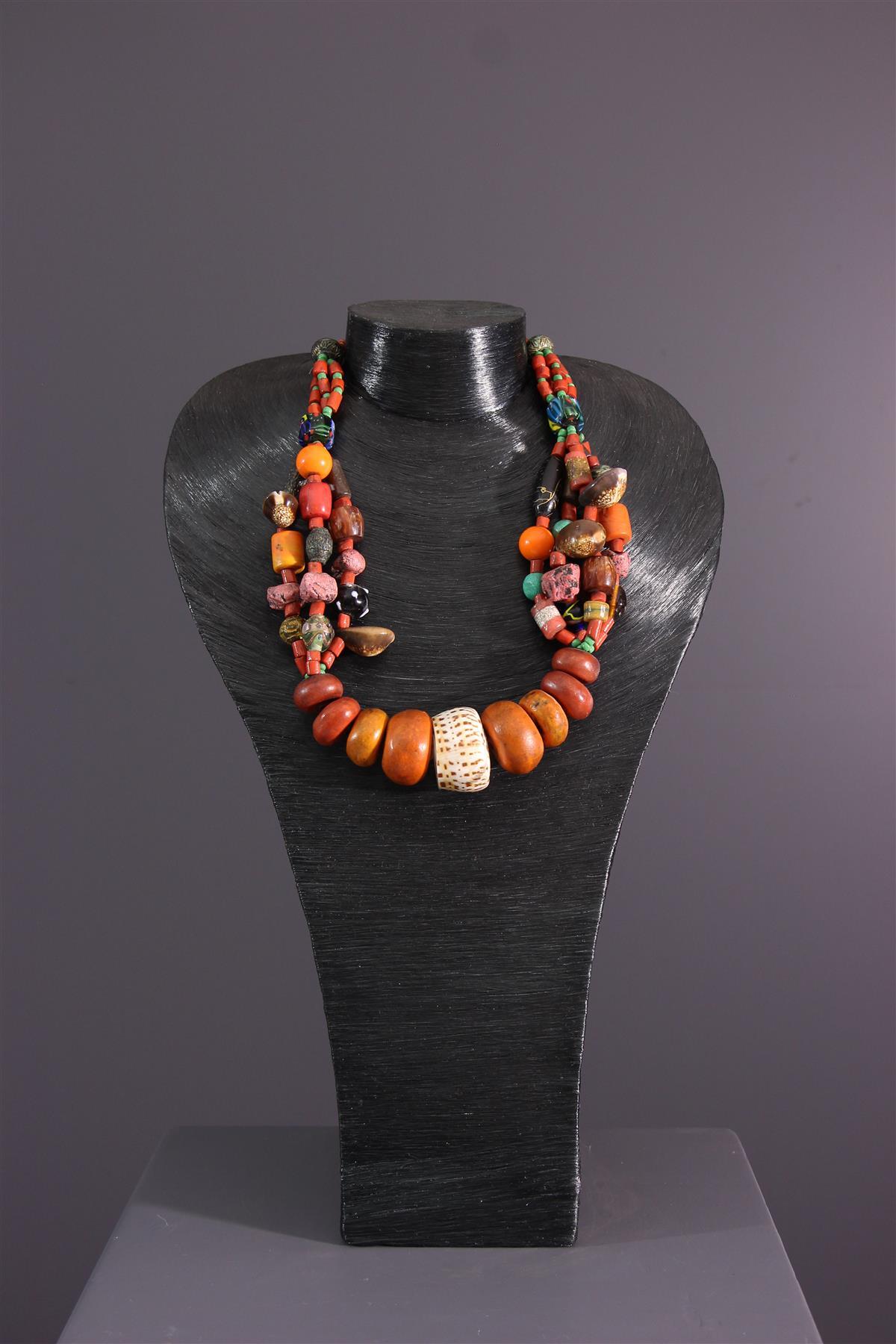 Berber necklace - African art