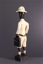 Statues africainesBaule figure