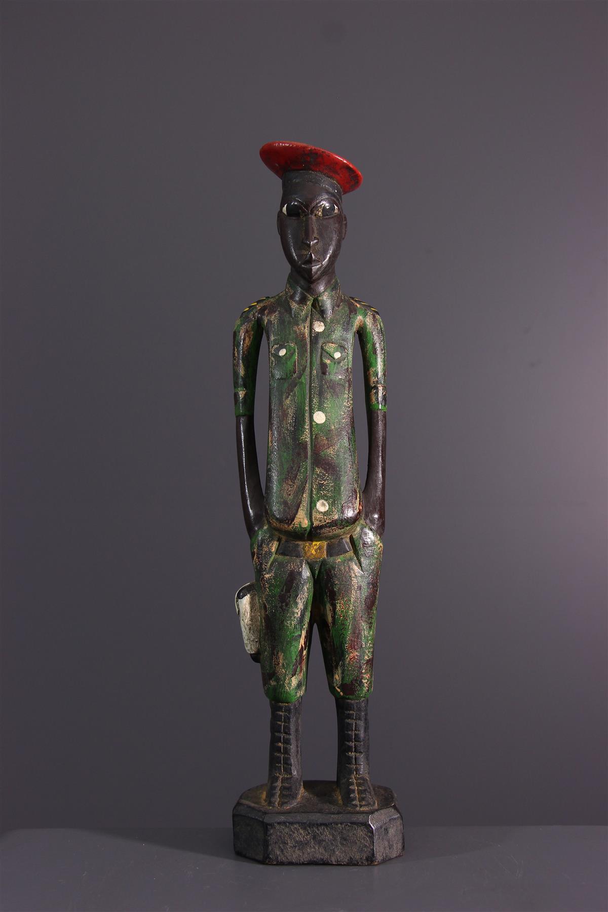 Colon Baoule - African art