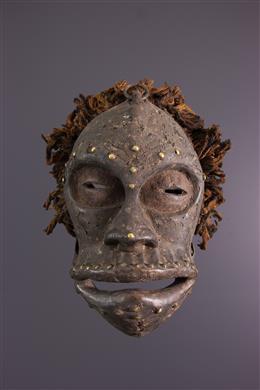 Boulou animal mask