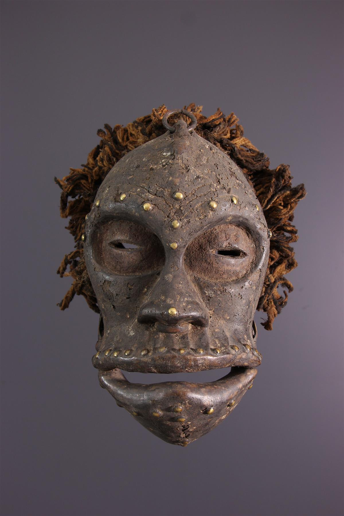 Bulu Mask - African art