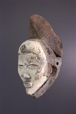 African art - Punu Mask