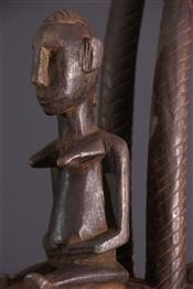 Masque africainSogoni kun Bambara