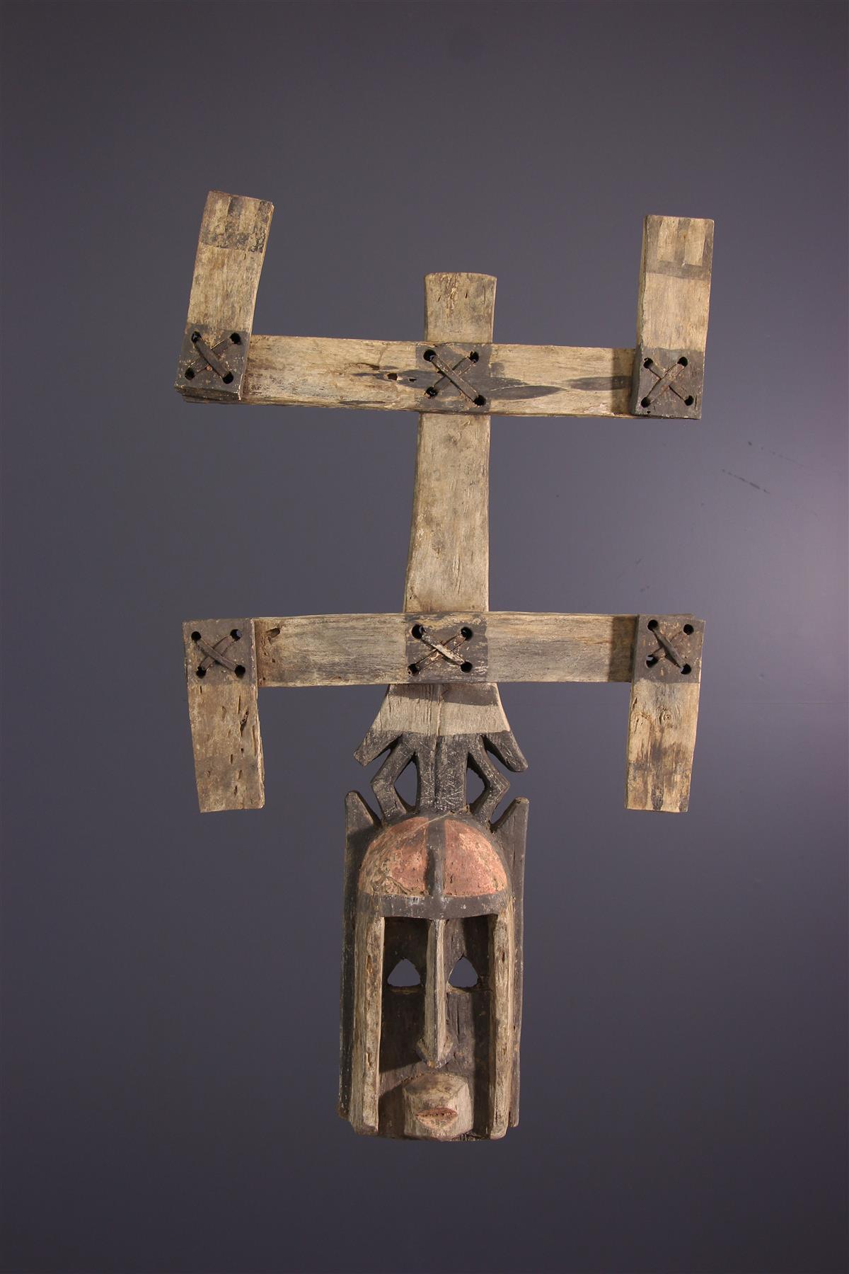 Kanaga Mask - African art