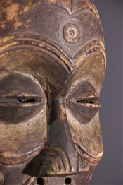 Masque africainLulua Mask