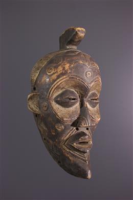African art - Lulua Mask, Luluwa