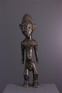 Mangbetu Nebeli figure