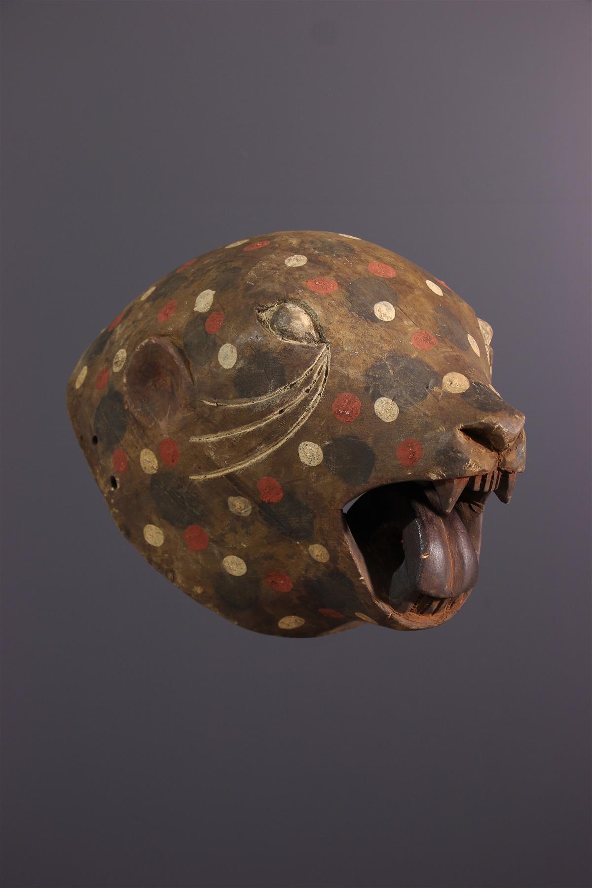 Zela mask - African art