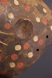 Masque africainZela mask