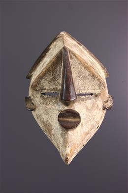 African art - Lwalwa Mvondo Mask