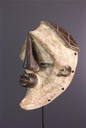 Masque africainLwalwa Mask