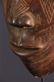 Masque africainMangbetu Mask