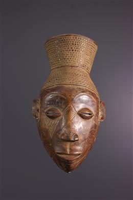African art - Mangbetu Mask
