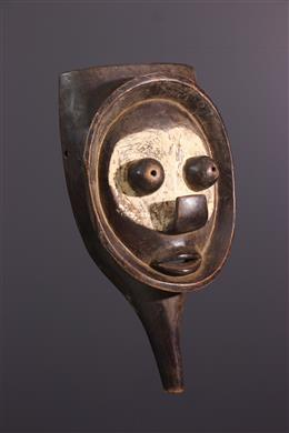 African art - Yaka handle mask