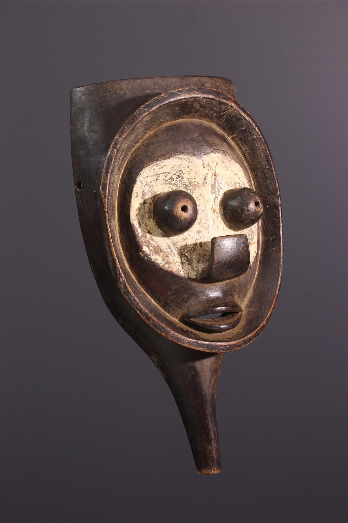 Yaka Mask - African art