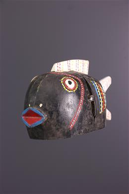 Mali Bozo puppet mask