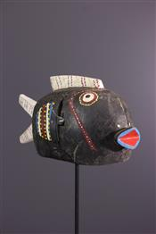 Masque africainBozo Mask