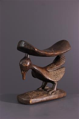 African art - Yaka neck support