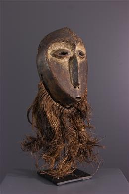 African art - Lega mask
