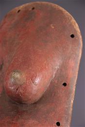 Statues africainesMakonde mask
