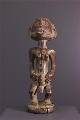 African art - Tabwa Mipasi figure
