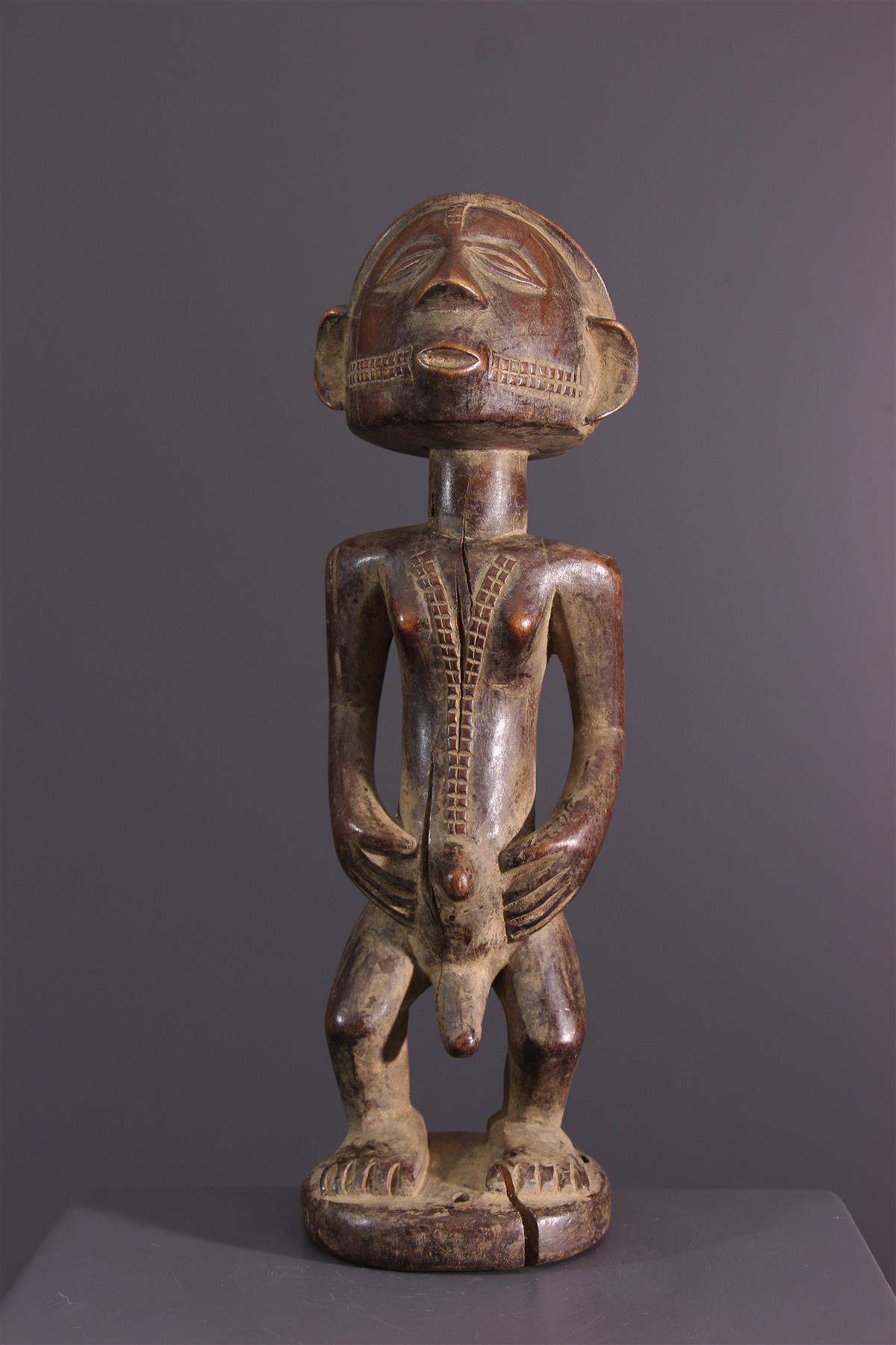 Tabwa figure - African art