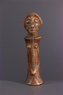 African art - Tabwa Mpundu fetish doll