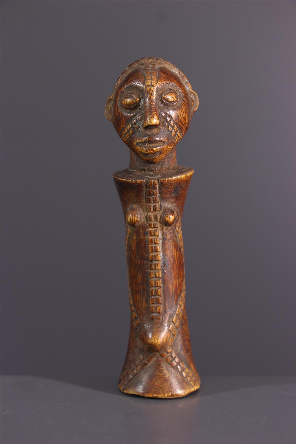 Tabwa doll - African art