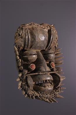 African art - Guéré Mask