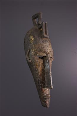 Markha mask of the N tomo