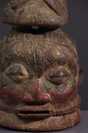 Masque africainYorouba Mask