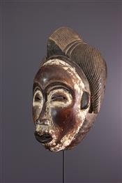 Masque africainPunu Mask