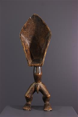African art - Dan Wakemia Spoon