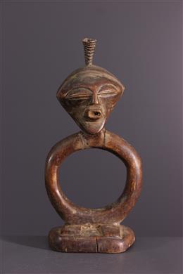 African art - Oracle de divination Luba / Songye Katatora