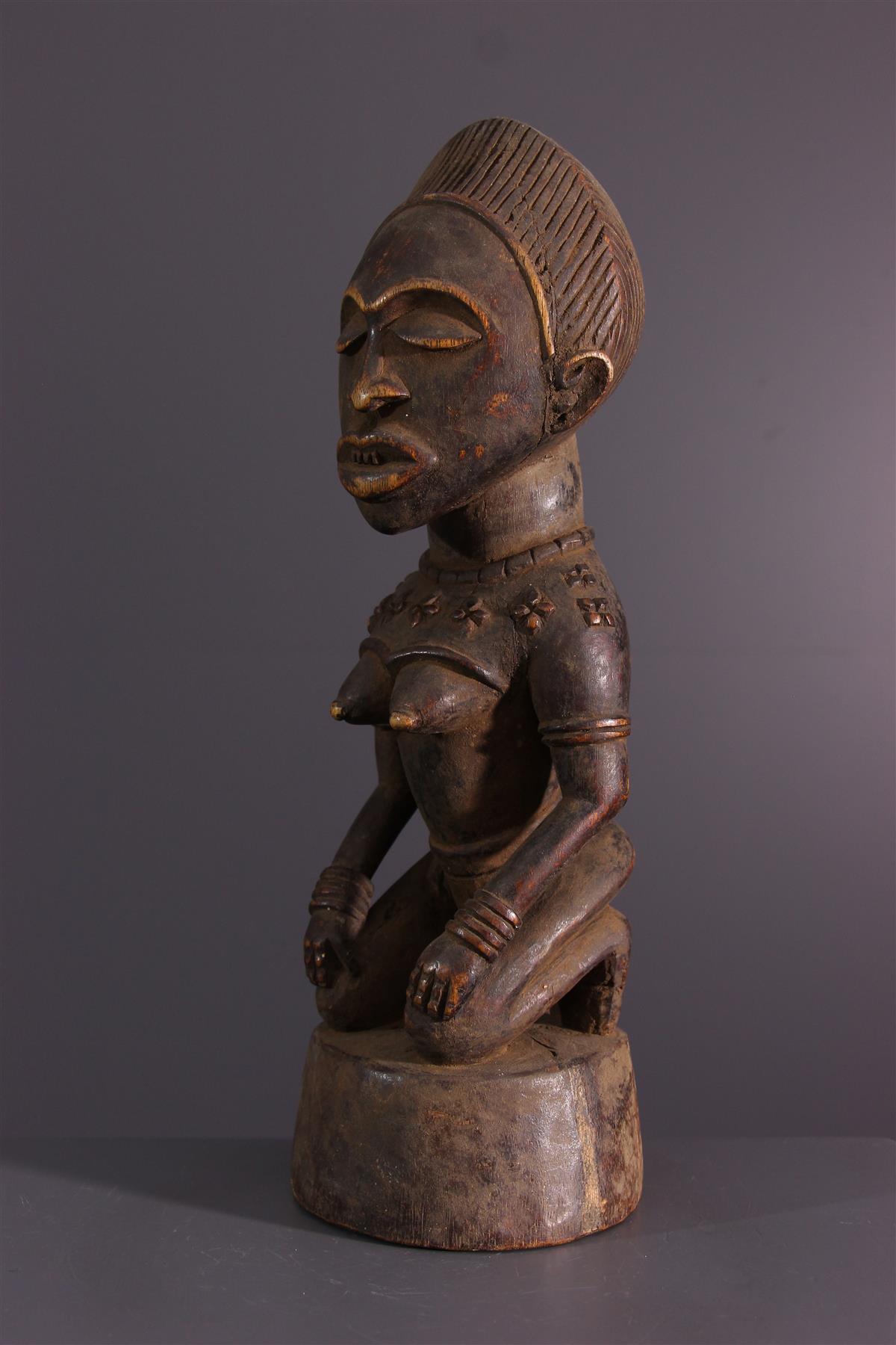 Phemba figure - African art