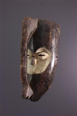 Kwele Pipibudzé Mask